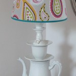 Cup of tea? { lampe vaisselle }