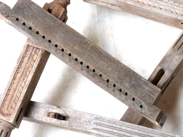 Morceaux de chaise