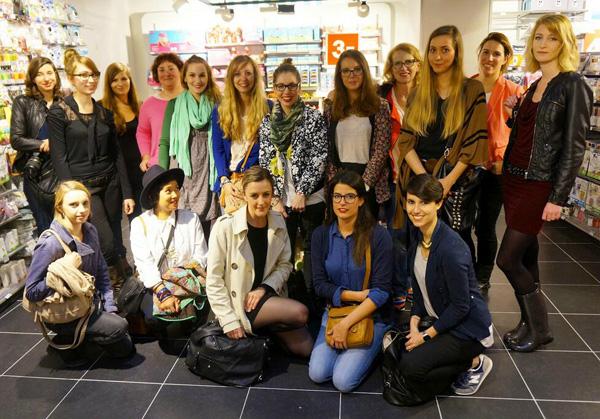 Soirée blogueuses Hema