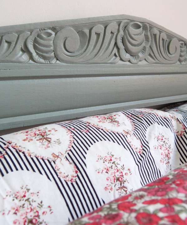 rosace tête de lit
