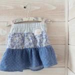L'histoire de la robe trop petite devenue jupe-trois-volants