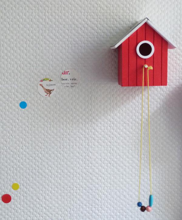 nichoir pour colliers