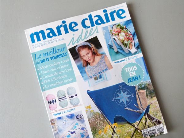article Marie-Claire Idées