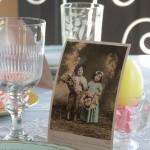 Une table vintage et pastel pour Pâques