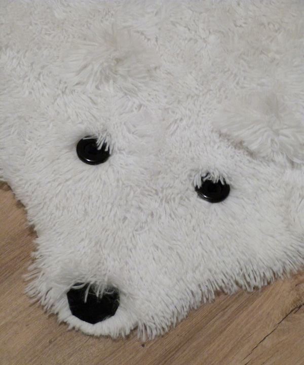 bear carpet diy