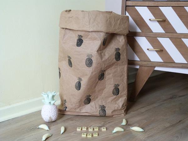 paper bag diy