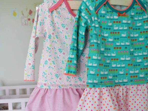 diy t-shirt/robe fille