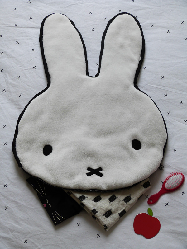 miffy head bag