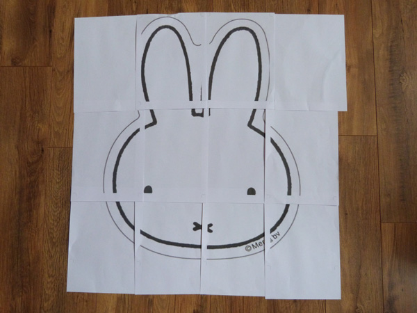 rasterbator miffy pattern