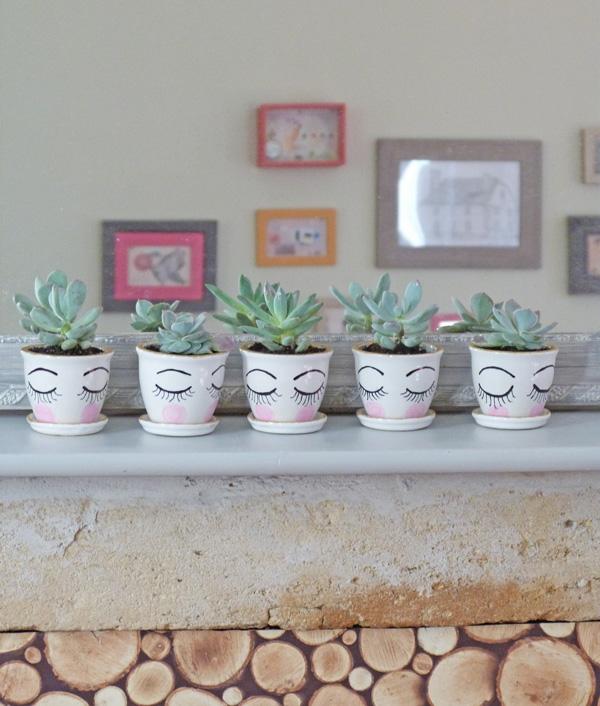 diy succulentes