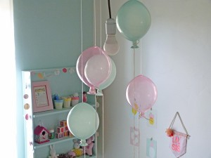 suspension ballon diy