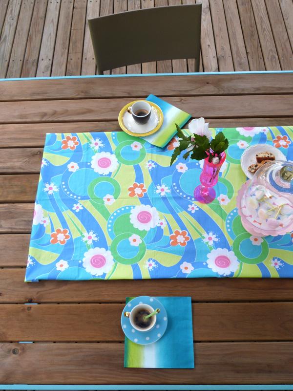 table bois recup