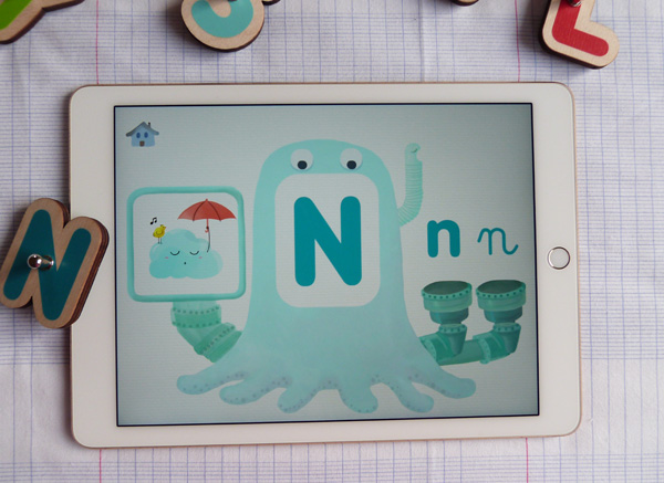 application tablette kids
