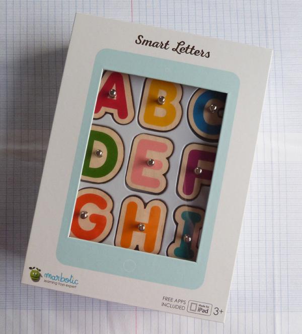smart letters coffret