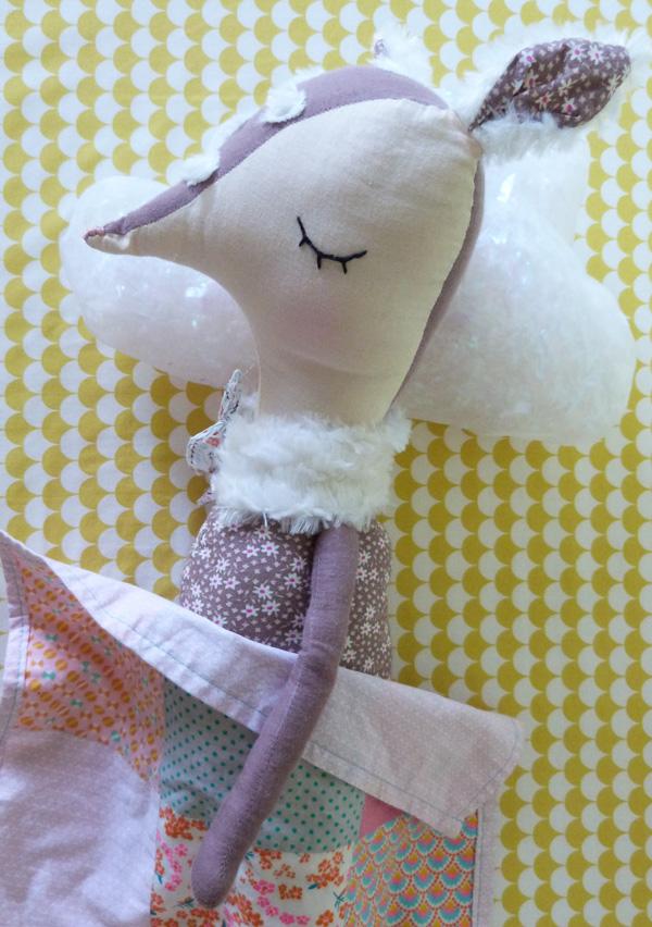 sleepy doe doll