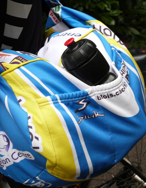sac cycliste