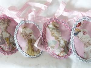 Déco Marie-Antoinette