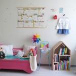 Chambre de bébé de Mlle Turbulences