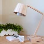 La lampe scandinave fastøche