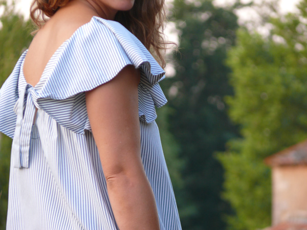 atlanta lady dress