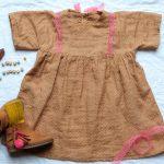 Habillée pour l'automne… {robe Sakura – Ikatee}